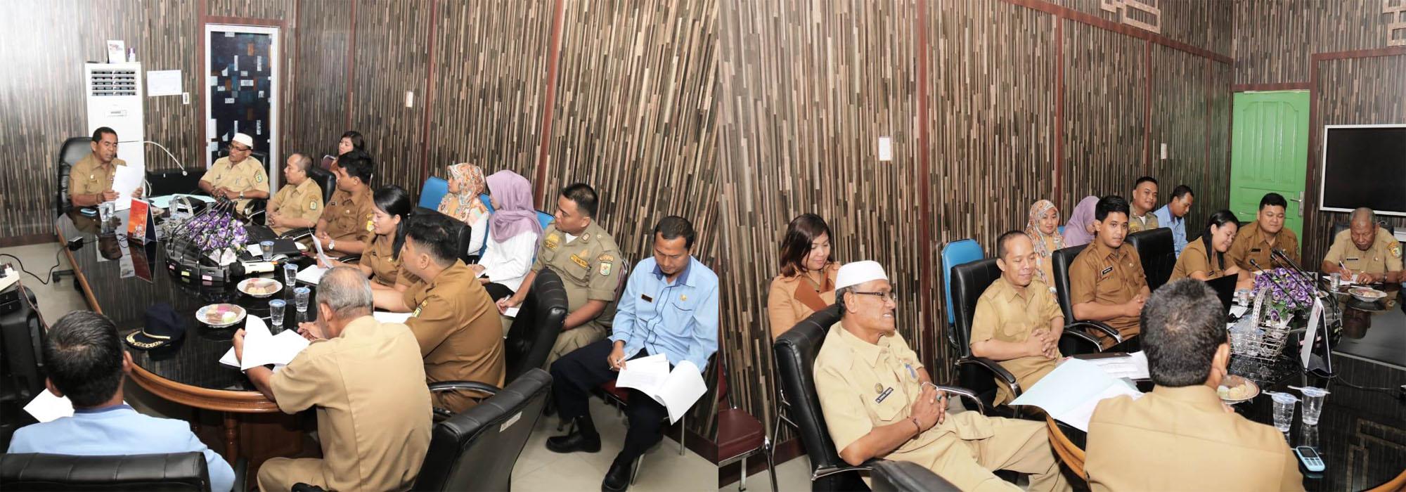 Rapat Tim Monitoring Pengendalian Menara Telekomunikasi