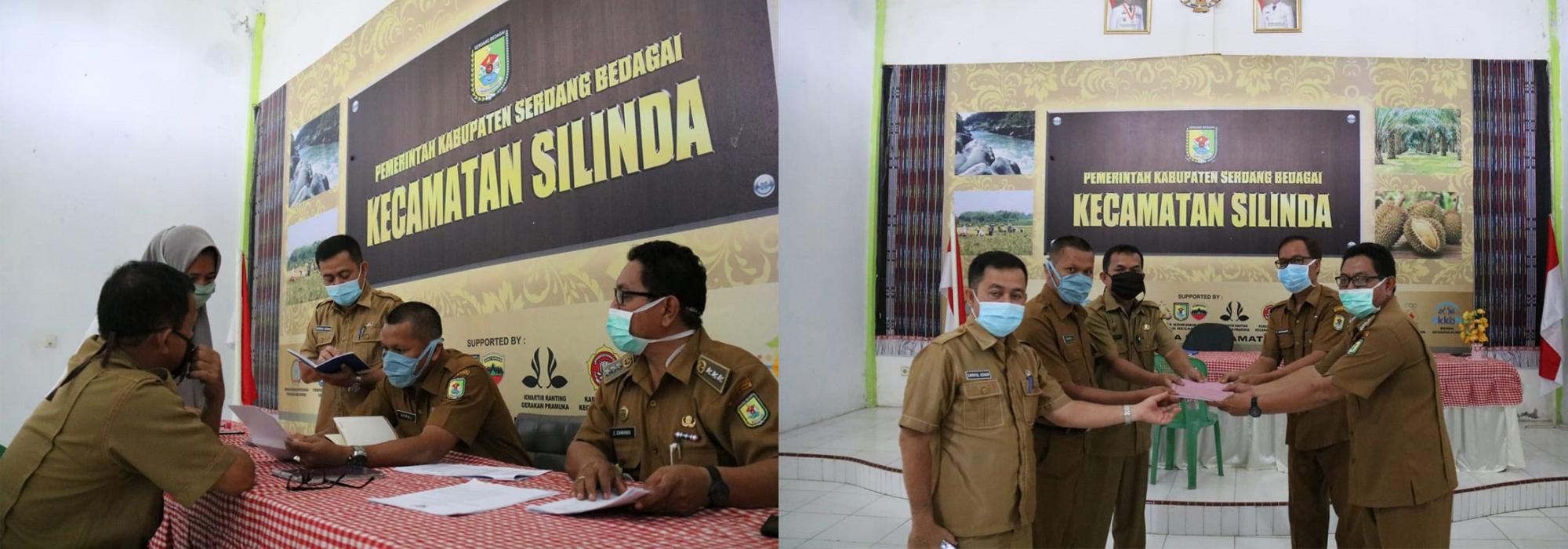 Pendataan JPS, Kadis Kominfo Laksanakan Monitoring di Kecamatan Silinda