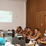Dinas Kominfo Hadiri Rapat Kerja Dengan Komisi C DPRD Sergai