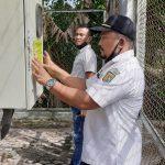 Dinas Kominfo Sergai Gelar Monitoring Menara Telekomunikasi
