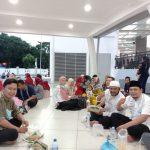 Ramadan ke-9, Dinas Kominfo Sergai Buka Puasa Bersama di Masjid Agung
