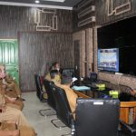 Hari Pertama Kerja Pasca Libur, Kehadiran ASN Dinas Kominfo Sergai Capai 100%