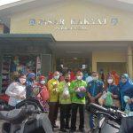 Kominfo Sergai Dukung Gerakan ASN Berbelanja di Pasar Rakyat